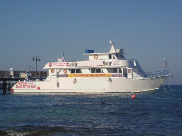 Rent yacht Captain Gregory in Protaras