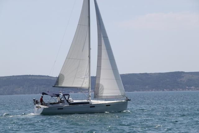 Sailing Yacht Beneteau 45 for hire in Cyprus