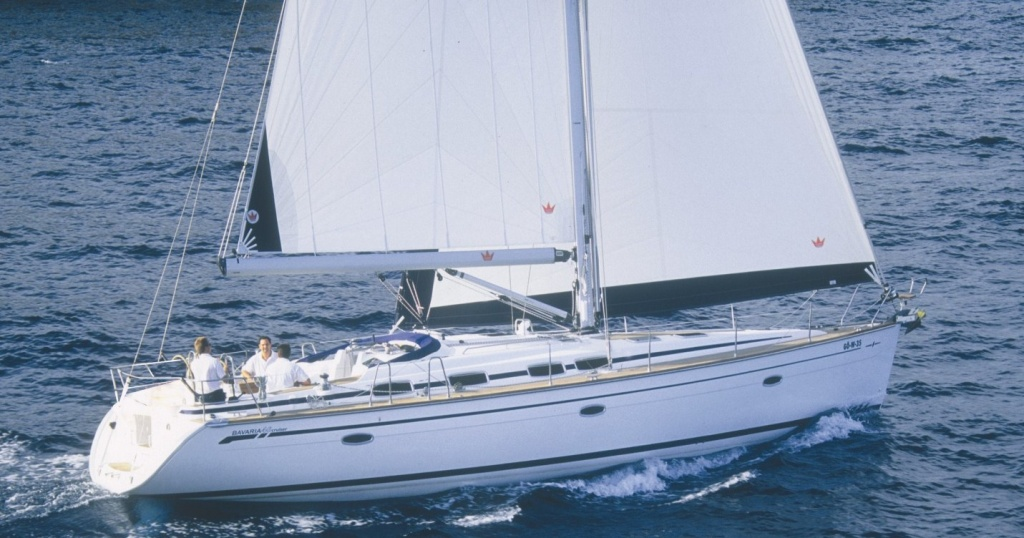 Private yacht Bavaria 47 for hire in Cyprus
