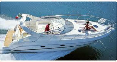 Yacht Cranchi 34 for hire in Latchi