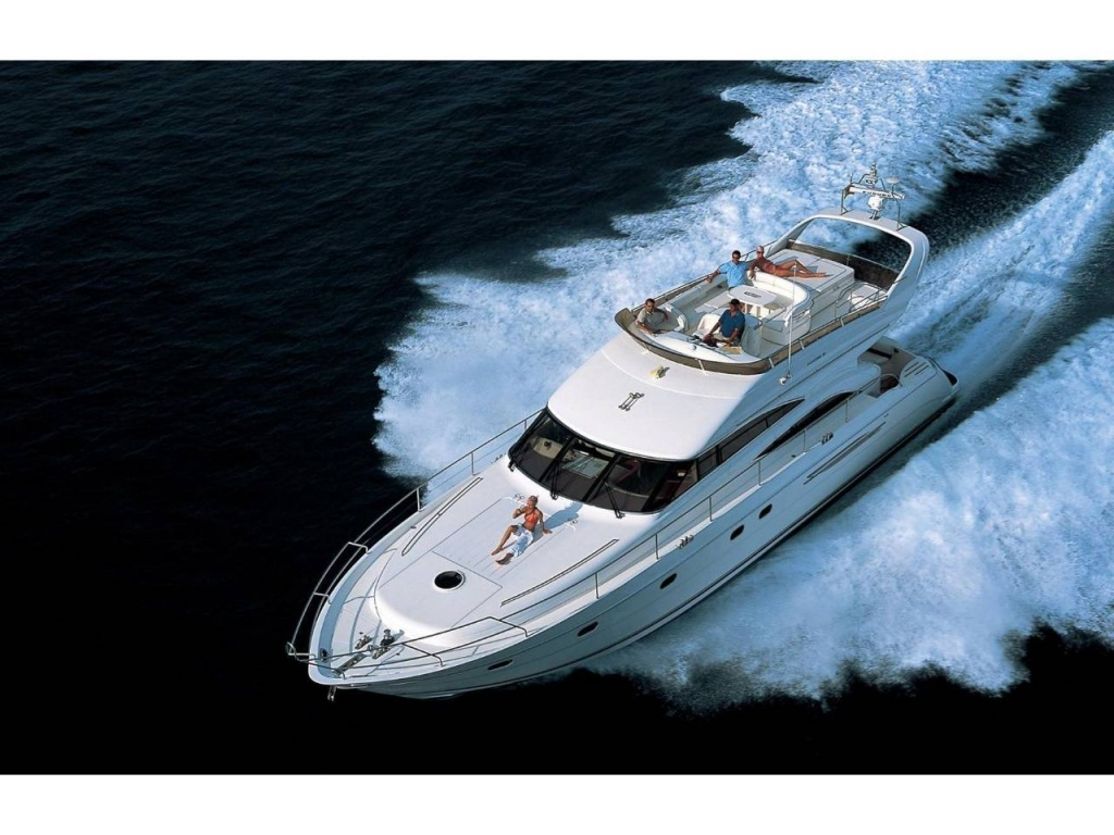 Yacht Princess 61 for rent in Agia Napa