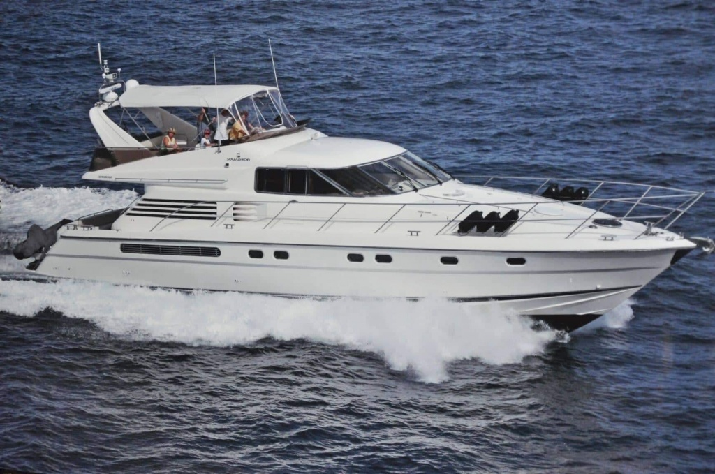Private charter on the yacht Ocean Dream in Paphos